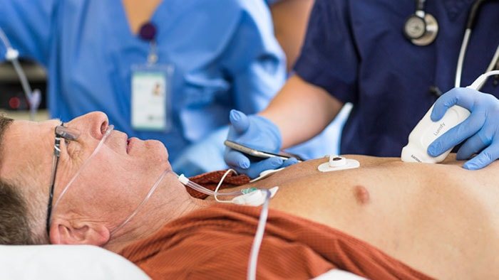 Bedside Ultrasound in the ED