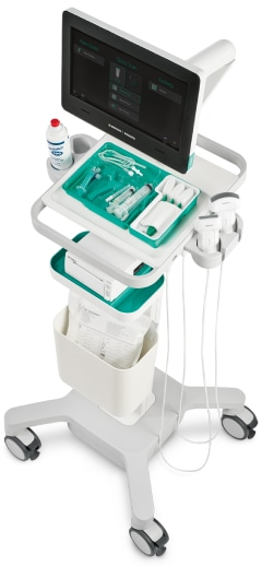 Philips point-of-care ultrasound system xperius